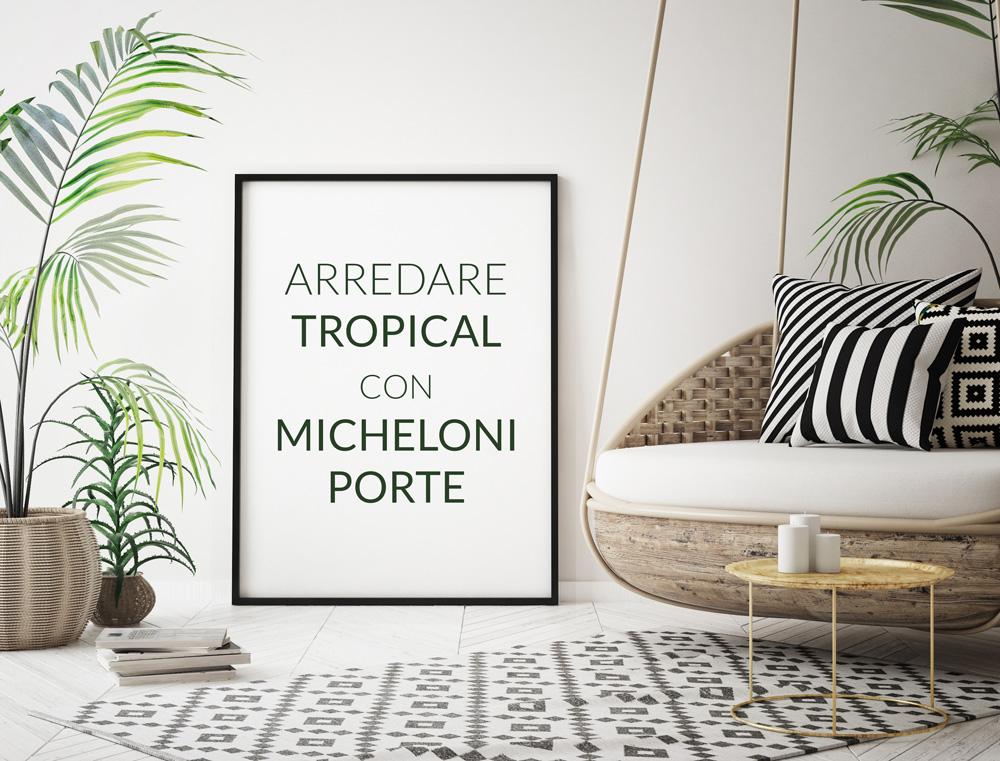 arredamento tropical