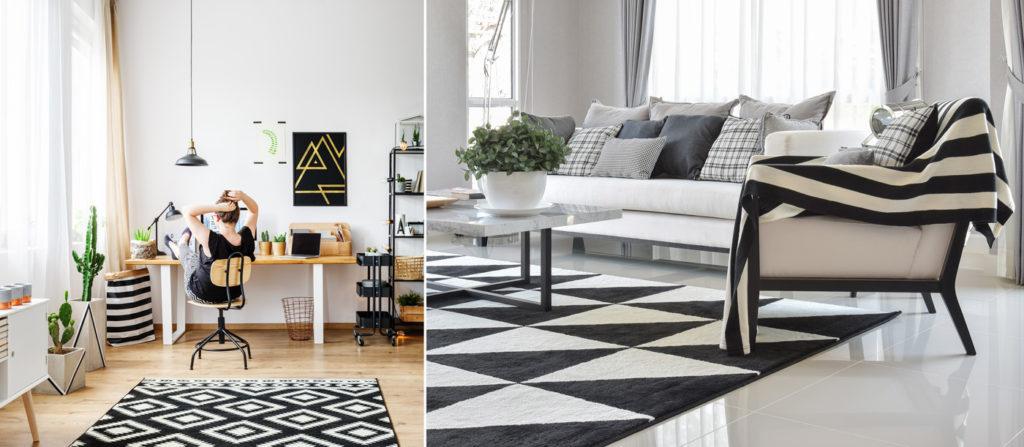 tappeto di design