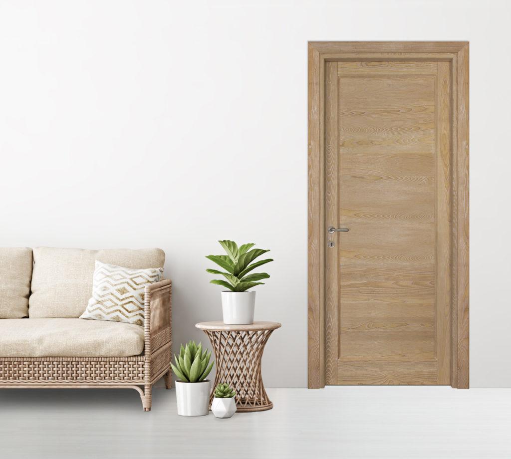 Arredamento Stile Hippie porte interne e stile boho chic - micheloni porte in legno